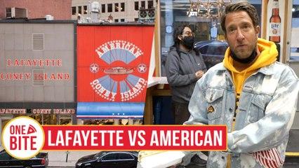Barstool Coney Island Rivalry - Lafayette vs American (Detroit, MI)