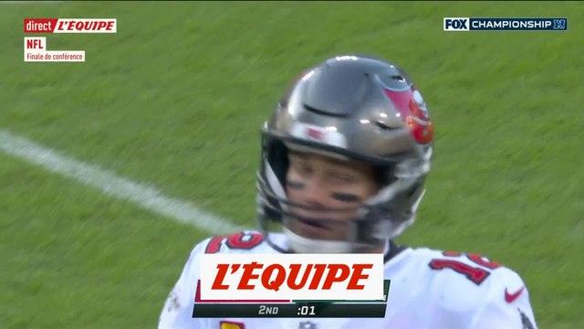 Le superbe touchdown de Scott Miller - NFL - Finale de conférence