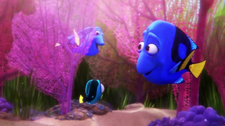 FINDING DORY Clips