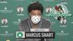 Marcus Smart Postgame Interview   Celtics vs Cavaliers