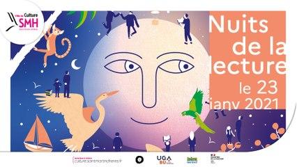 Lecture du Prix des lecteurs 2020 de Saint-Martin-d'Hères – Nuit de la lecture