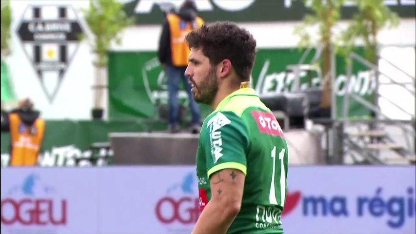 Rugby : Video - Résumé - Section Paloise - CA Brive - J19 Top14 2020 /2021