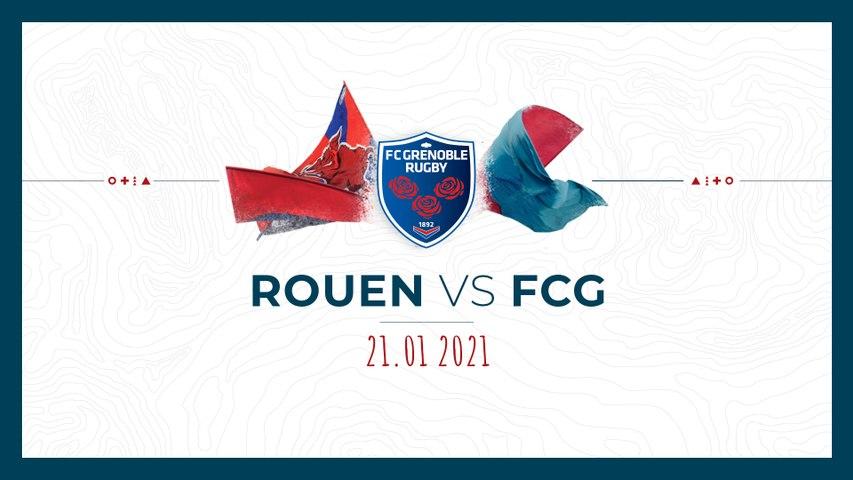 Rugby : Video - Rouen - FCG : le résumé vidéo