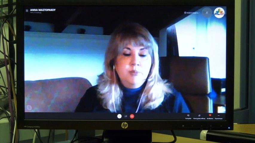 Άννα Μαστοράκου: Αχτίδα αισιοδοξίας από την κολχικίνη. Αλλά αγωνία για την διασπορά του μεταλλαγμένου ιού