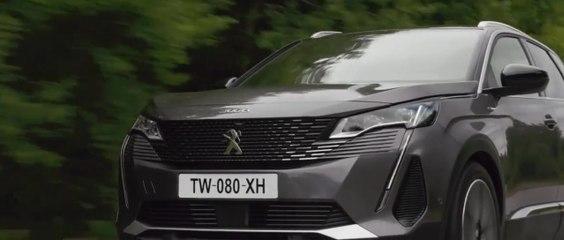 Nouveau SUV Peugeot 3008 - Digital reveal