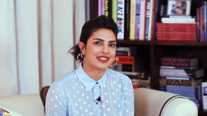 Priyanka Chopra Jonas Shares Her Favorite Books in Shelf Portrait