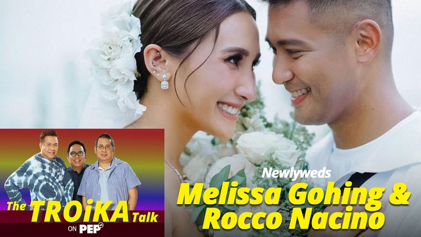 The TROIKA Talk #2 with special guests_ Rocco Nacino and Melissa Gohing