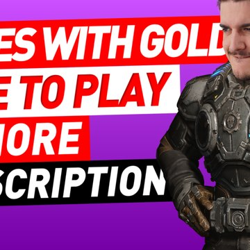 No More XBOX Live GOLD needed to Play FREE To Play + Games With Gold