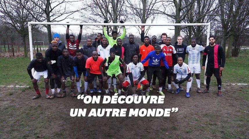 La Team Autremonde, l'équipe de foot (re)venue de loin