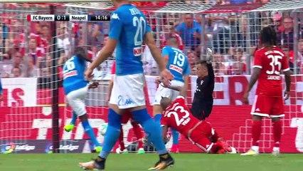 Audi Cup 2017  : Bayern München v Napoli  2017.08.02  1.HZ