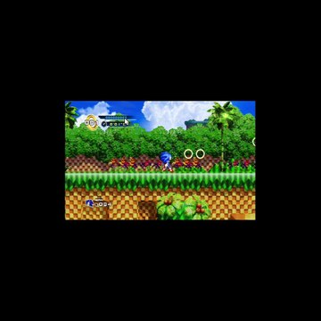 black shadow play SONIC THE HEDGEHOG 4 Episode I part one