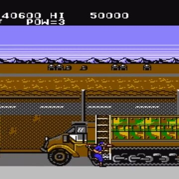 Rush'n Attack (NES) Playthrough - NintendoComplete