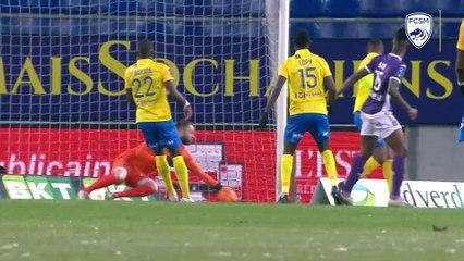 Le résumé de FCSM-Toulouse FC (0-1)