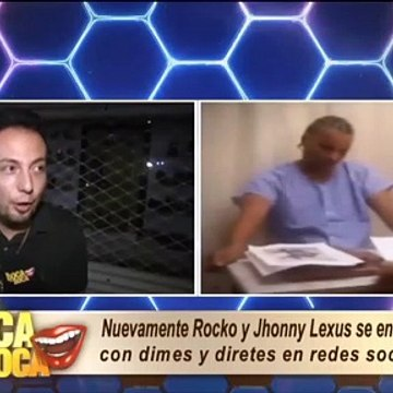 """""""Yo me voy a defenderme"""": Rocko sobre la pelea con Jhonny Lexus"""