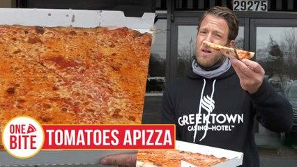 Barstool Pizza Review - Tomatoes APizza (Farmington Hills, MI)