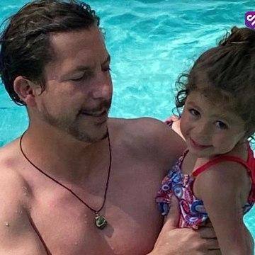 ¡Qué susto! Alejandro Riaño se perdió con su hija en pequeña montaña