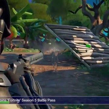 The Predator joins 'Fortnite' Season 5 Battle Pass