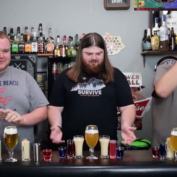 KyBrewReview Challenges: 4th of July Mountain!
