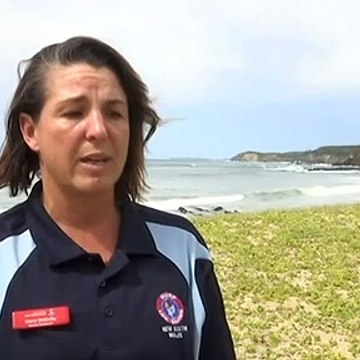 Search for man on NSW far south coast suspended