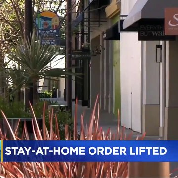 Team Coverage California Lifts COVID Stay-At-Home Order
