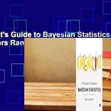A Student's Guide to Bayesian Statistics  Best Sellers Rank : #2