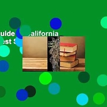 A Field Guide to California Lichens  Best Sellers Rank : #3