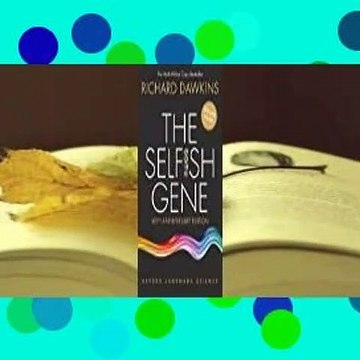 About For Books  The Selfish Gene  For Online