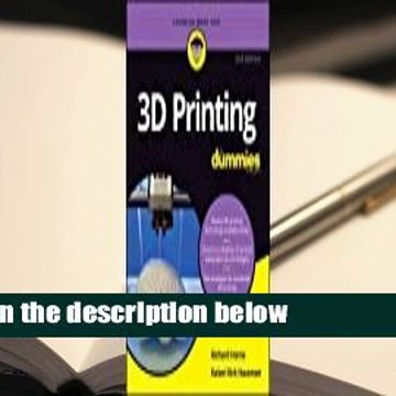 3D Printing for Dummies  Best Sellers Rank : #3