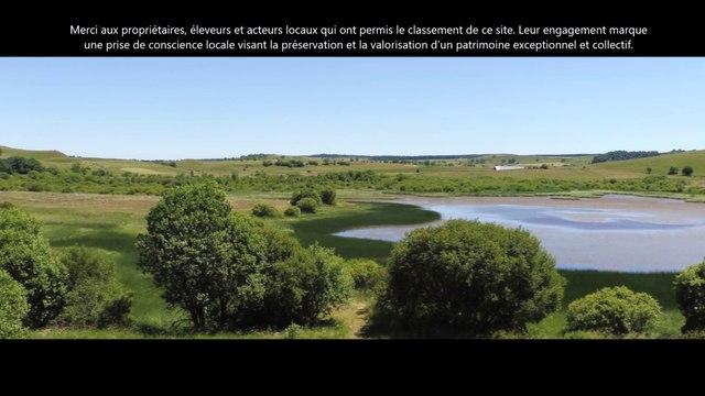 Réserve naturelle régionale des Tourbières du Jolan et de La Gazelle sur H20