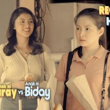 Anak Ni Waray Vs. Anak Ni Biday: Two girls fall in love with the same guy
