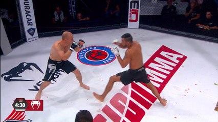 Yurii Borychenko (Portugal) vs Anderson Bueno (BRAZIL)   MMA FIGHT FULL HD, FRANCE