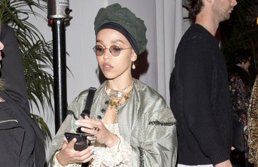 FKA Twigs received 'racist abuse' from fans during Robert Pattinson relationship
