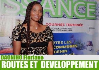Le Bénin bouge: une rue asphaltée, c'est la prospérité pour tous
