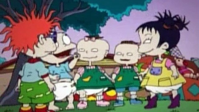 Rugrats  Season 8 Episode 36-37-38 - Adventure Squad + The Way More Things Work + Talk of The Town