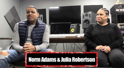 Video Vision Ep 77 - takeover by Norm Adams & Julia Robertson