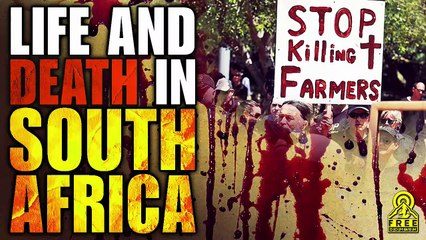 Life and Death in South Africa... Freedomain Call In