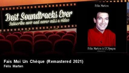 Félix Marten - Fais Moi Un Chèque - Remastered 2021