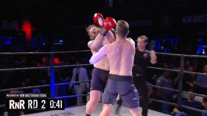 Best Fights: Jared Goff's Friend Fights Jello-like Man