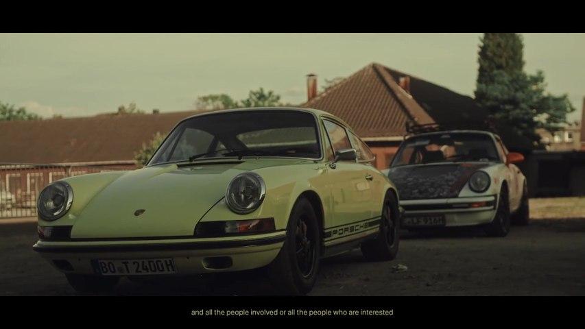 Living the 24/7 Porsche dream