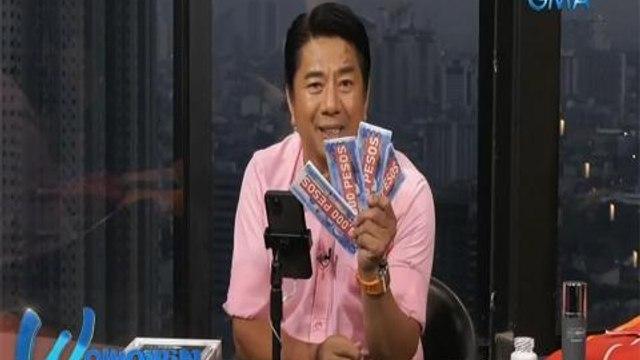 Wowowin: 50K na premyo, pinaligaya ang isang naghihikahos na caller!