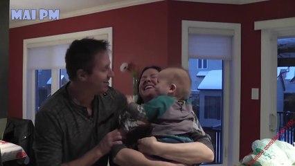 BABY JEALOUS - Babies Get JEALOUS When Mom KISSES Dad Compilation