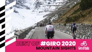 Giro d'Italia 2020   Mountains Sights