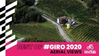 Giro d'Italia 2020   Aerial Views