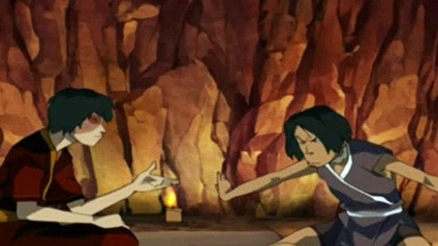 The Last Airbender Season 3 Episode 16 The Southern Raiders