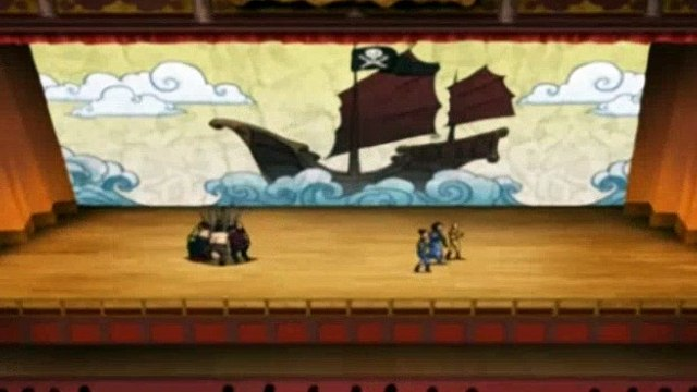 The Last Airbender Season 3 Episode 17 The Ember Island Players