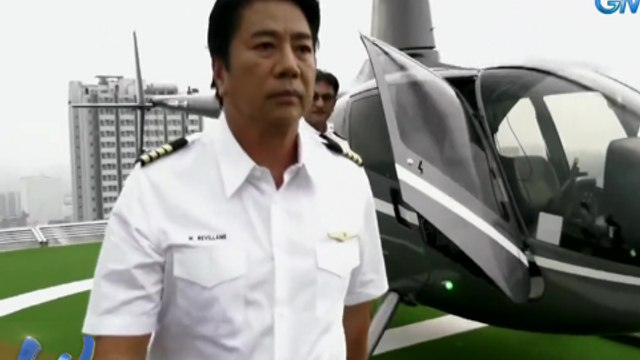 Wowowin: Captain Willie Revillame, at your service!