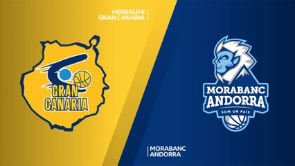 7Days EuroCup Highlights Top 16, Round 3: Gran Canaria 63-66 Andorra