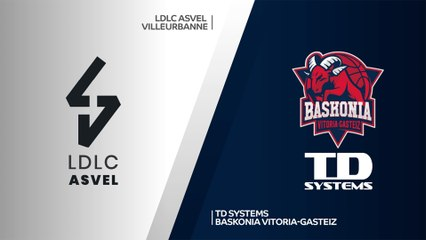 EuroLeague 2020-21 Highlights Regular Season Round 22 video: ASVEL 83-77 Baskonia