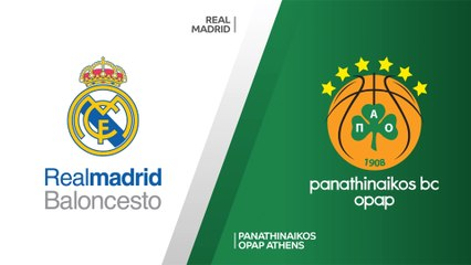 EuroLeague 2020-21 Highlights Regular Season Round 22 video: Madrid 76-66 Panathinaikos