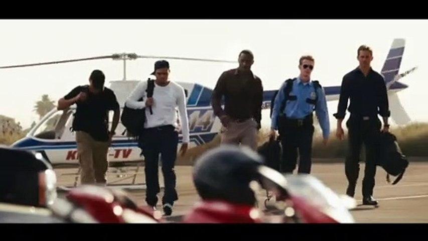 Takers Movie (2010) - Chris Brown, Hayden Christensen, Matt Dillon